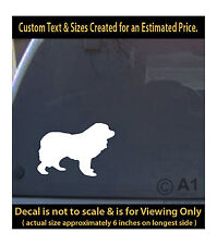 Keeshond dog 6 inch decal pet lover man best friend car laptop more swp1_79b