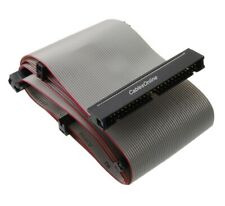 "30"" IDC50 (2x25) 50-Pin Male to 4x IDC50 (2x25) 50-Pin Female Ribbon Cable"