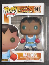 STREET FIGHTER BALROG POP VINYL FIGURE FUNKO CAPCOM NEW IN STOCK HOT ARCADE