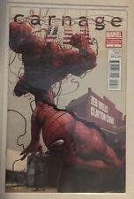 Carnage USA # 2 (2nd Printing Variant) - Marvel Comics 2012