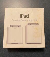 Apple - iPad Camera Connection Kit Used