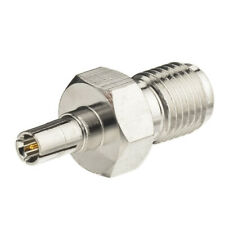 CRC9 Male to SMA Female 4G LTE Modem Router Antenna Connector Adapter Convertor