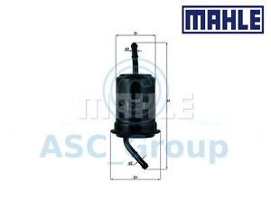 Genuine MAHLE Replacement Engine In-Line Fuel Filter KL 115