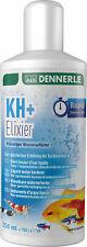 Dennerle KH+ Elixier 250 ml, Für optimale Karbonathärte und stabilen pH-Wer...