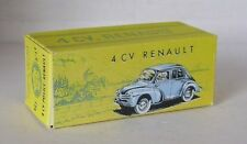 Repro Box CIJ Renault 4 CV