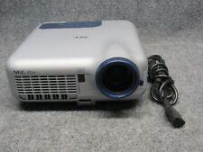 NEC LT260 2100 Lumens XGA DLP Portable Projector W/ Lamp *Tested*