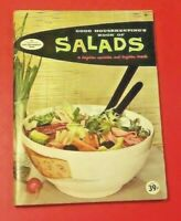 Good Housekeeping's Book of SALADS #6 (1958, paperback) Vegetable Variations....