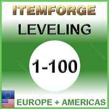 WoW EU 1-100 Power Leveling WoD Warlords of Draenor Europe Server [Hand Played]