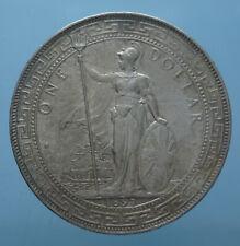 INGHILTERRA TRADE DOLLAR 1897 B mSPL