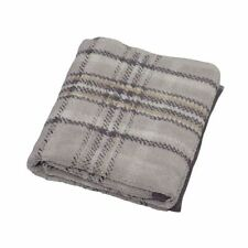 Catherine Lansfield Checked Bath Towels