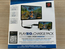 Madcatz Play Big - MHL Micro USB to HDMI Cable Adapter 2 HDTV - Unused