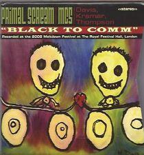 PRIMAL SCREAM , MC5  -   BLACK TO COMM.    /    2CD/DVD LIVE CONCERT BOXSET.