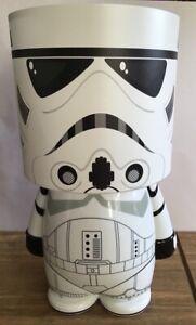 Star Wars Storm Trooper Look Alike LED Desk Lamp - Micro USB Or Battery