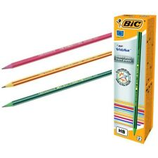 BIC 646 Evolution Ecolution Pencil Set of 12 Pencils