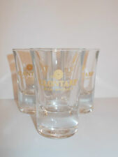 3 x Clontarf Irish Whisky Glasses  Arc France  Lovely