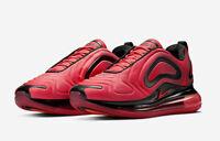 Nike Air Max 720 University Red Black Bright Crimson AO2924-600 Size 8-13 New