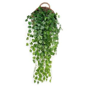 Artificial Ivy Garland Trailing Leaf Vine Fake Foliage Flower Hanging Plant t~