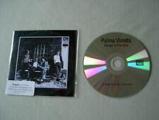 PALMA VIOLETS Danger In the Club promo CD single