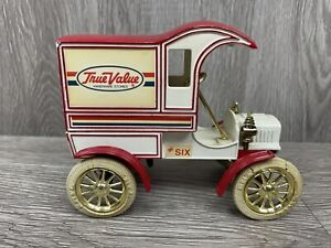 ERTL 1905 Ford Delivery Car Bank Diecast Metal 1:25 True Value Hardware