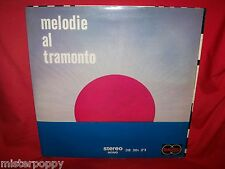 THEO FERSTL Melodie al tramonto  LP ITALY 1966 MINT- TOP RARE!