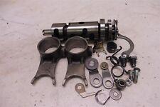 1970 Honda CD175 Touring 175 HM577B. Engine transmission shift drum and forks