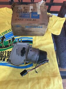 Nos 1963 Ford Falcon Electric Wiper Motor C3DZ-17508-A