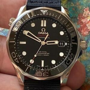OMEGA SEAMASTER PROFESSIONAL 168.1670 300M CO-AXIAL EX + + WATCH 100% GENUINE