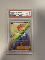 2020 Pokemon SWSH Vivid Voltage Bea Rainbow Full Art SECRET RARE #193 PSA 10 Gem