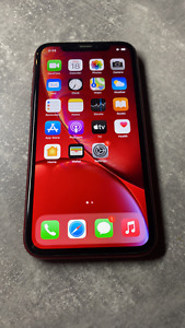 91- IPHONE XR - 128GO - ROUGE