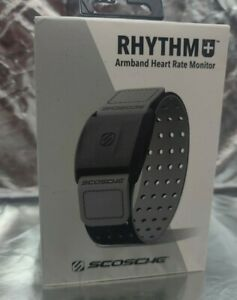 Scosche Rhythm+ Armband Heart Rate Monitor Smartphone Bluetooth Capable Fitness