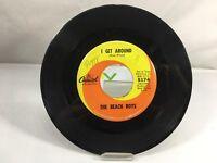 I Get Around The Beach Boys Capitol Records 45 RPM