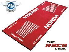 Garagenmatte Honda Garagenteppich Teppich Werkstatt  Ausstellung Messe Motorrad