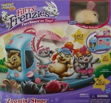 Fur Real Furry Frenzies Zoomin Stage Play Set FurReal Limited Hampster BRAND NEW