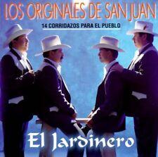 Los Originales de San Juan 14 Corridazos para el pueblo el jardinero CD New Seal