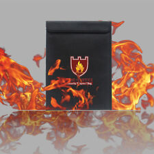 Fireproof Document Fire Resistant Pouch Document Waterproof Bag for Money Safe