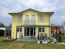 Terrassendach Alu 8 mm VSG matt Terrassenüberdachung 4 m breit Glas Carport