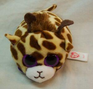 "TY Teeny Tys MABS THE LITTLE GIRAFFE 4"" Plush Stuffed Animal Toy"