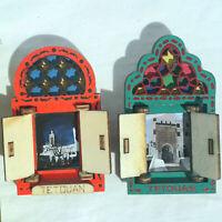 Decorative Churchgate Railway Station Fridge Magnet Refrigerator Souvenir Gift