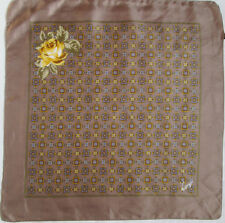 -Superbe Foulard gavroche KENZO 100% soie TBEG vintage scarf 43 x 43 cm b333d58925b