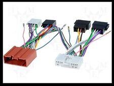 PARROT CONECTORES MANOS LIBRES OEM A ISO PARA MAZDA - FORD RANGER