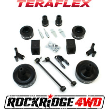 """Teraflex Jeep JK Wrangler 07-17 2 & 4 door 2.5"""" Performance Boost w/ Adapters"""