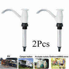 Caravan Sink Water Hand Pump Tap Camping Trailer Motorhome Replacement Tool
