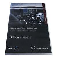 Neu Original Garmin MAP PILOT V. 9.0 2018 SD-karte A2189061903 Mercedes CLA W212