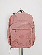 "Kipling Seoul Large 15"" Laptop Backpack G Twist Pink"