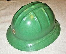 BEAUTIFUL VINTAGE JACKSON SH-1 FULL BRIM FIBERGLAS SAFETY HARD HAT 6 PT. PINLOC