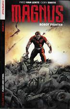 Magnus: Robot Fighter Vol 1: Flesh & Steel by van Lente & Cory Smith 2014 TPB DE