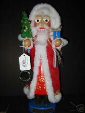 Steinbach 225  Nutcracker Pere Noel signed by Christian