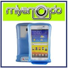 DiCAPac WP-C2 (Blue) Waterproof Case for Samsung Galaxy/Note II/S3
