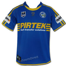 NRL Parramatta Eels 2012 Kids Home Jersey 12 years - HALF ORIGINAL PRICE!
