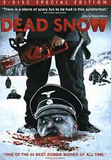 Dead Snow (DVD, 2010, 2-Disc Set)